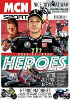 MCN Sport Heroes Special Issue Heroic Machine Nice Guys 2020 Magazine