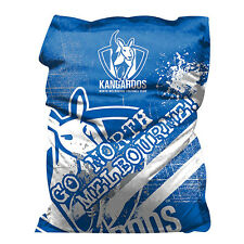 North Melbourne Kangaroos Bean Bag GIANT BIG AFL Aussie Rules Christmas Gift
