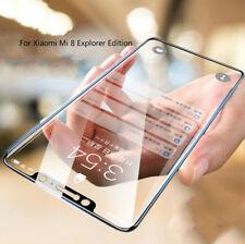 Xiaomi Mi 8 Explorer Edition Tempered Glass Full Cover 3D 9H Screen Protector