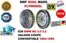 FOR E36 BMW M3 3.0 3.2 SALOON COUPE CAB 1992-1999 NEW DUAL MASS DMF FLYWHEEL