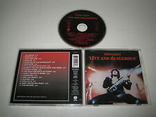 THIN LIZZY/LIVE AND DANGEROUS(VÉRTIGO/532 297-2)CD ÁLBUM