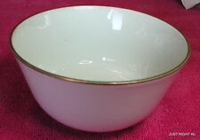 "Latrille Freres Limoges (Old Abbey LAT15) 5 1/2"" CRANBERRY BOWL"