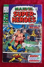MARVEL SUPER HEROES #22 X-MEN MARVEL COMICS CGC IT!