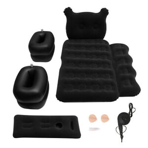 1 Set Comfortable Portable Multifunctional Inflatable Bed Inflatable Mattress