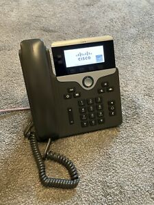 Cisco 7821 VOIP Work Phone - 2 Lines - CP-7821-K9 REF001