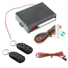 Universal Car Alarm System Auto Remote Central Door Lock w/ Remote Control