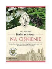 Herbal Tea On PRESSURE - 40 sachets - Franciscan Herbs