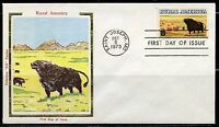 UNITED STATES COLORANO 1973  RURAL AMERICA #1504  FIRST DAY COVER