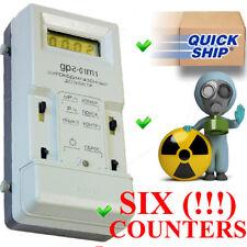 Dosimeter Drg01t1 Metal 6 Ps Sbm20 Military Radiometer Geiger Radiation Detector