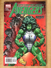 THE AVENGERS #73 488 NM 2003 Jagun Fighters Ad Thor Iron Man Captain America!!!