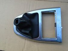 LAND ROVER FREELANDER 2 2006-2014 GEAR STICK GAITER & SURROUND  #LRF2 236