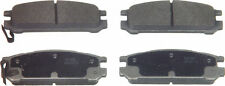 Wagner MX471 ThermoQuiet Semi Metallic Rear Brake Pads**Free Priority Shipping**