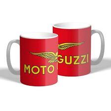 Moto Guzzi Mug Motorbike Motorcycle Mechanic Tea Coffee Cup Gift