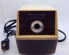 Panasonic KP-100 Electric Pencil Sharpener Working R14434