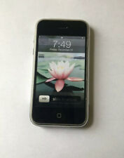 Apple iPhone 1st Generation  8GB - Black Silver (AT&T) A1203 (GSM) (IOS 1.1.2)!