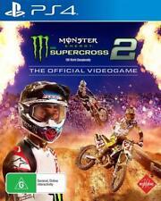 Monster Energy Supercross 2 PS4 Playstation 4 Brand New Sealed