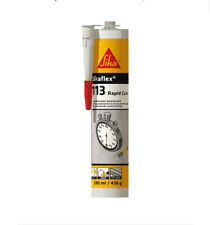 Sikaflex®-113 Rapid Cure Fast curing construction adhesive 12x290ml Black