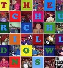 """CHURCHILL DOWNS """"S/T"""" SHADOKS RE US PSYCH 1968"""