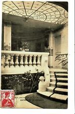 CPA-Carte postale-FRANCE -  Paris XVII me-Palace Balneum- Entrée de la Rotonde-1