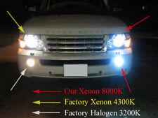 99-06 BMW E46 2D Coupe Xenon HID D2S Low Beam + Fog Light Bulb + Ballast Kit
