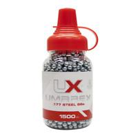 Umarex 3000 Count .177 Steel BB Airgun Ammunition Ammo 2 1500ct Bottles