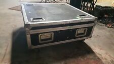 road case for apogee ae-2 speakers custom ata rolling