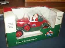 AMOCO Santa 1929 Model A Roadster Holiday Bank MIB