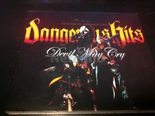 0733-4 2 CD DEVIL MAY CRY Dangerous Hits Playstation XBOX Game Music SOUNDTRACK