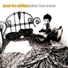 NEW~Ladies' Love Oracle by Grant-Lee Phillips (CD, Aug-2002, Zoe)~free ship US