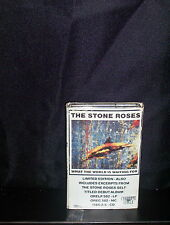 THE STONE ROSES FOOLS GOLD LIMITED EDITION ALBUM SAMPLER - ULTRA RARE CASSETTE