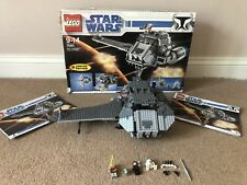 LEGO 7680 STAR WARS THE TWILIGHT COMPLETE SET FIGURES INSTRUCTIONS & BOX EXC CON