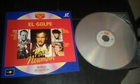 EL GOLPE 1973 THE STING NEWMAN REDFORD SHAW ROY HILL LASERDISC PAL ESPAÑA INGLES