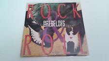 """LOS REBELDES """"ROCK & ROLL"""" CD SINGLE 1 TRACKS"""
