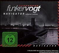 Funker Vogt - Navigator Collector's Edition [New CD] Bonus DVD, PAL Region 2, UK