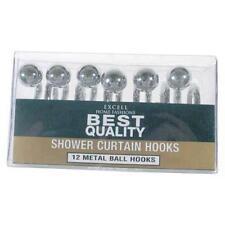 Rideaux de douche en métal