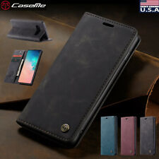 Huawei P30 Pro SamSung Galaxy S10+/A70/A50/A40/A30/A20 Leather Stand Wallet Case