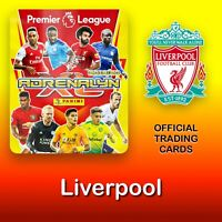 Panini Adrenalyn XL 2019-2020: Liverpool cards. Premier League. NEW