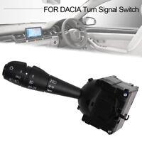 Commodo gauche commande de clignotants klaxon pr Dacia 8201167988 255405056R BA