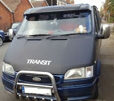 Sun Visor Solid Black Acrylic HIGH ROOF AND LOW ROOF FOR FORD Transit MK5
