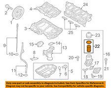 kia oem 14-18 sedona engine-oil filter 263203caa0