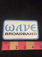 WAVE BROADBAND Advertising Patch 80MA