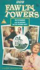 Comedy PAL VHS Films Fawlty Towers