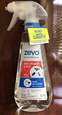 NEW ZEVO Instant Action12 oz.Spray Multi-Insect Killer Ants Roaches Fly Mosquito