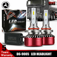9005 High Beam LED Headlight Bulb CSP Lights For Volvo VNL VN 2003-2015 Truck