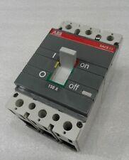 """S3N150TW-2 ABB 2POLE 150AMP 480V CIRCUIT BREAKER """"2 YEAR WARRANTY"""""""