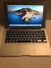 Apple MacBook Air 11 inch Intel Core i5 1.4GHz, 4GB RAM, 64GB SSD