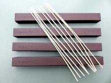 CULTI  DIFFUSER REPLACEMENT REEDS 4 PACKS OF 9 250ML SIZE ONLY £9.99 FREE POST !