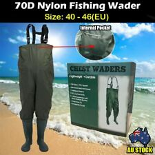 Waterproof Nylon Chest Fishing Wader PVC Boots Spare Patch All Sizes Available