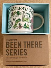 "Starbucks Mug 2018 Hawaii ""Been There Series"" 14 oz. - Brand New!"