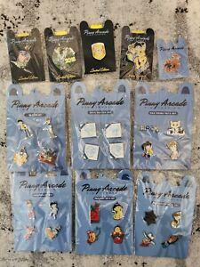 Pinny Arcade PAX Pin Sets Large Lot Limited Edition 2012 2013 2014 2015